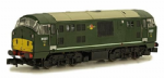 2D-012-011D DapolBR Class 22 D6327 Disc Headcode Green AYP (DCC-Fitted)